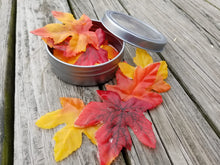 Load image into Gallery viewer, Fall Harvest One Time Use Fall Leaves Soaps - Sparks Soaps
