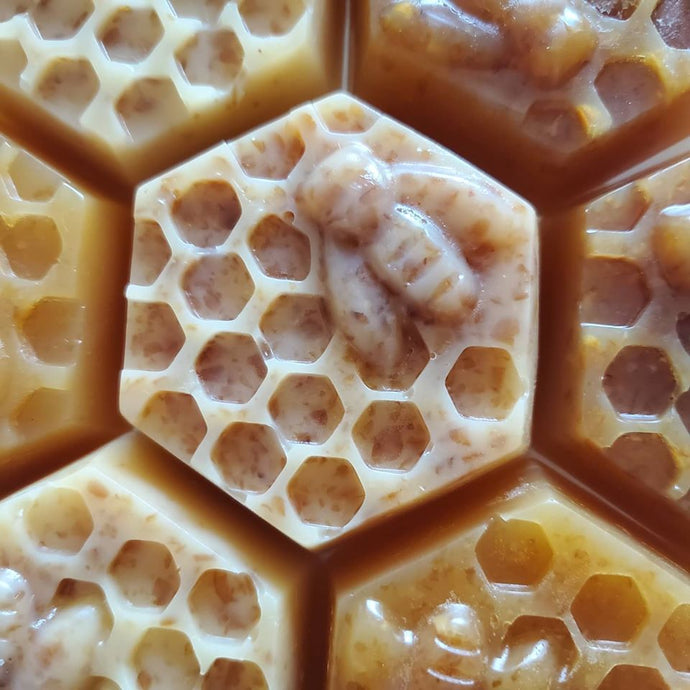 Honey Citrus Soap - Sparks Soaps