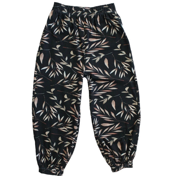 BOHO PANTS (LEAF) - DUKE OF LONDON