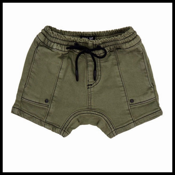 ADVENTURER SHORTS - MISS MR