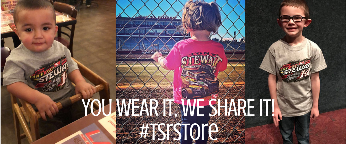 The Official Retail Store of Tony Stewart – Tony Stewart Store