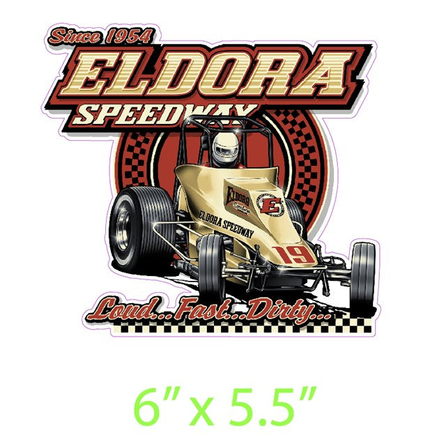 Eldora Pinned OW Decal