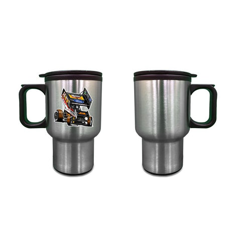 #14 Stainless Travel Mug