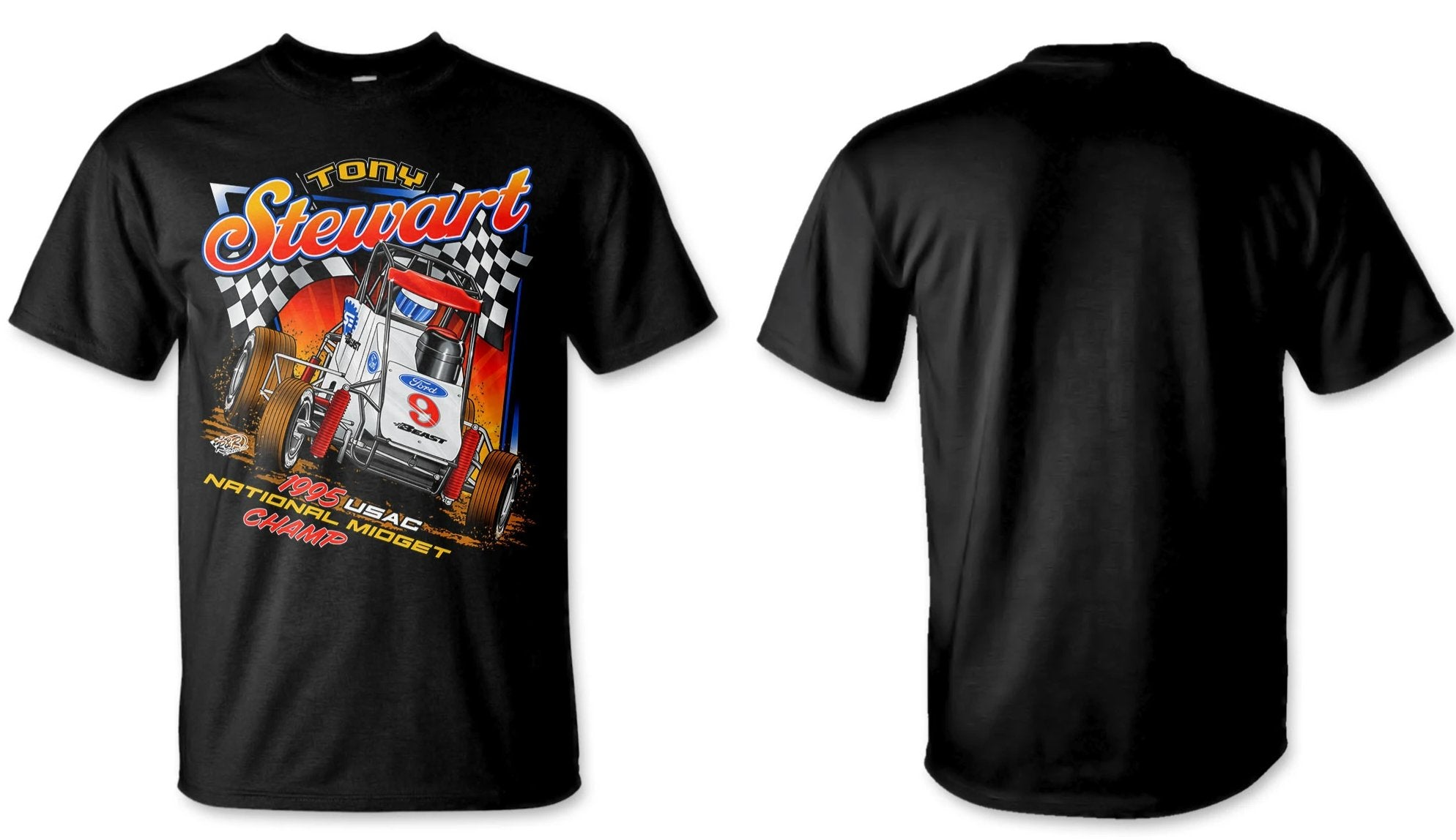 '95 Midget Champion T-Shirt (4454415106180)