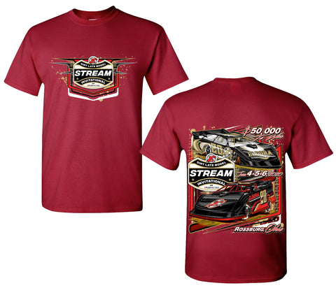 *WEB EXCLUSIVE* Eldora Speedway Stream Invitational Event Shirt