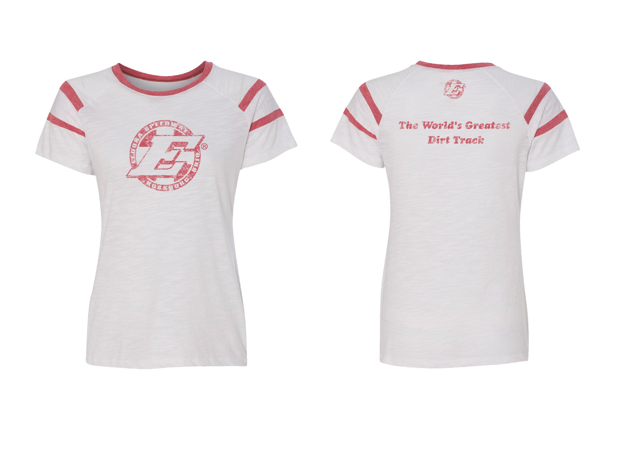Eldora Ladies Distressed Tee (2777711149156)