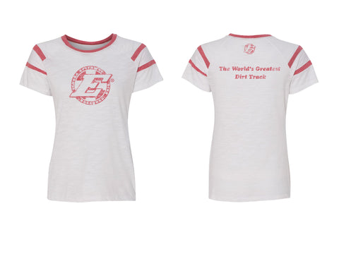 Eldora Ladies Distressed Tee