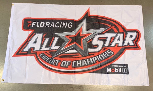 Flo Racing All Star Series 3x8 Flag