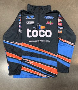 Toco #15 Crew Jackets - Race Worn (4397732790404)