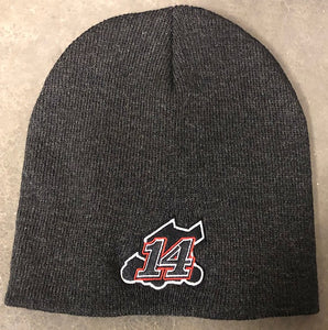 #14 Sprint Car Knit Beanie