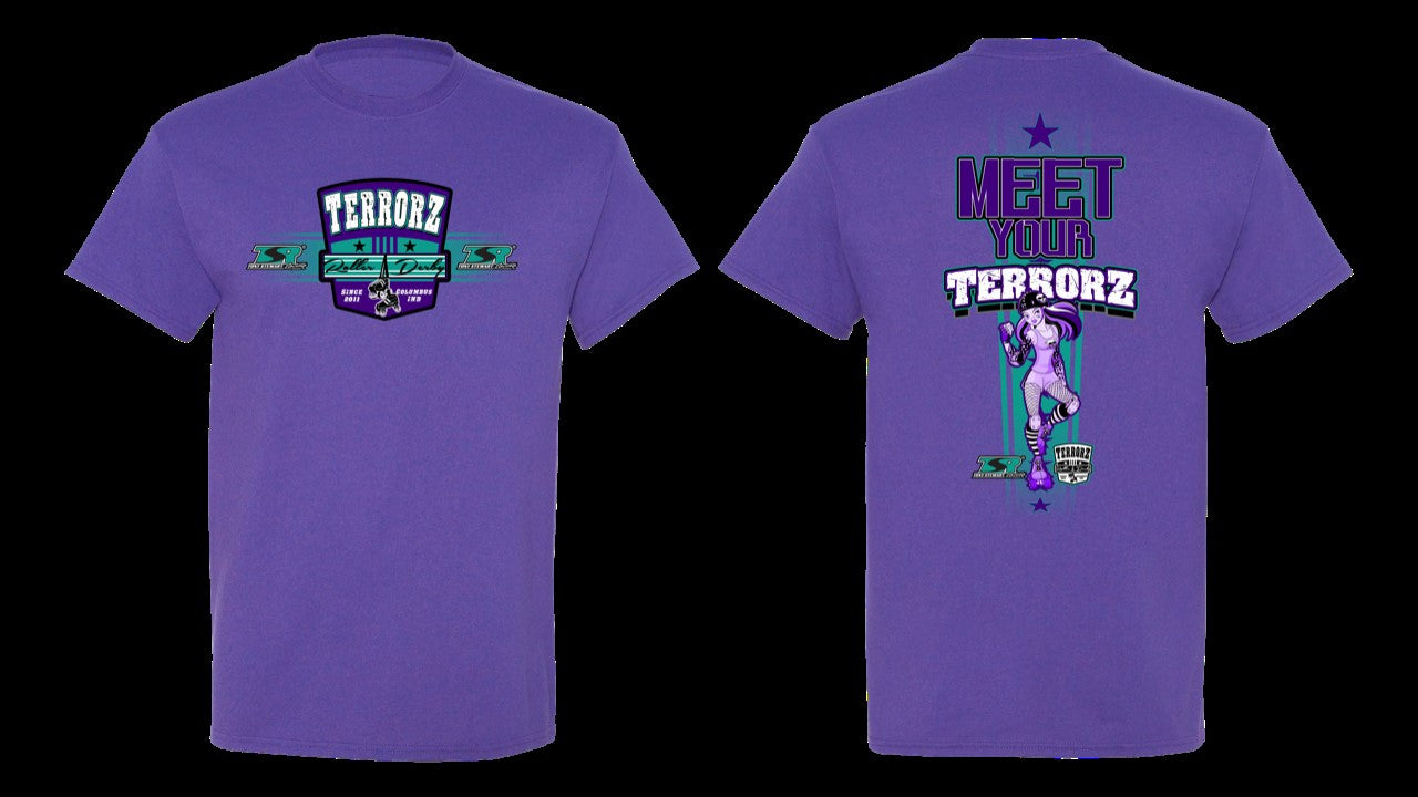Meet Your Terrorz T-Shirt (3188508065892)