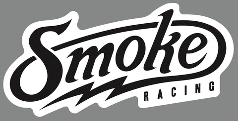 Smoke Racing Decal