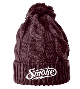Ladies Smoke Beanie (4162061598852)