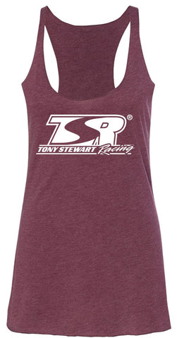 TSR Ladies Racerback Tank (3942482182222)