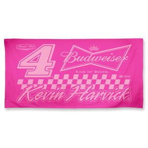 No. 4 PINK Beach Towel