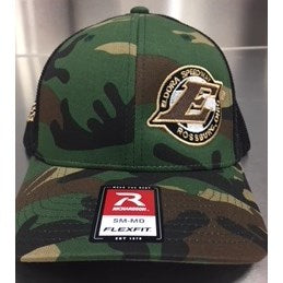 Big E Camo FLEX FIT Hat (2644637450340)