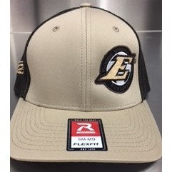 Big E Khaki FLEX FIT Hat