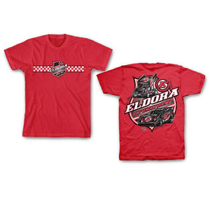 Colorless Big E YOUTH Tee-RED (2644703707236)