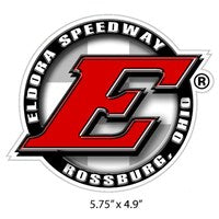 Eldora Large Decal