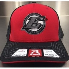 Big E Red Flag FLEX FIT Hat (2644639023204)