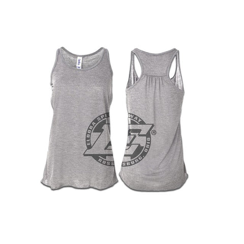 Flowy Heather Tank