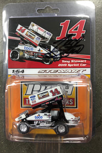 2019 1:64 Autographed Diecast   *Special Item* (3007842320484)