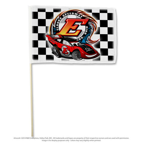Late Model Stick Flag (2644678312036)