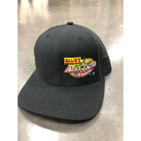 Ollie's ASCoC Black Trucker Hat