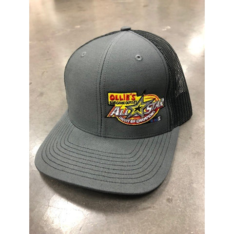 Ollie's ASCoC Gray Trucker Hat (2644632862820)