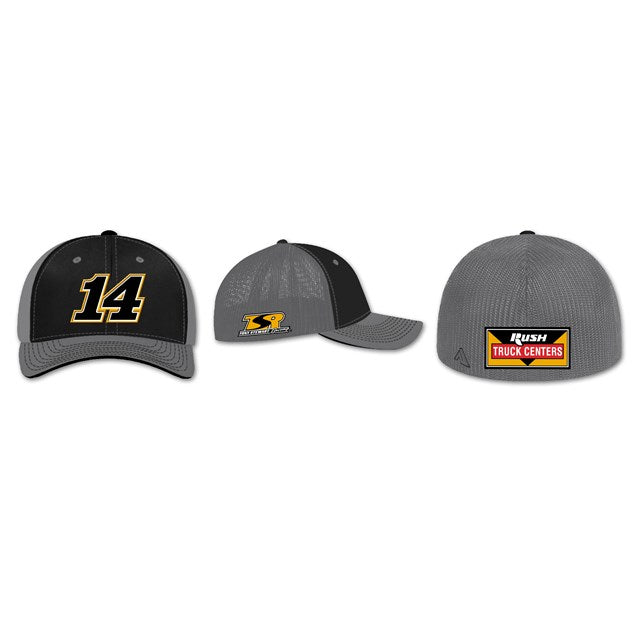 #14 Rush Trucks Hat
