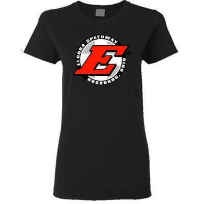 Eldora Ladies Tee-Black (2644694958180)