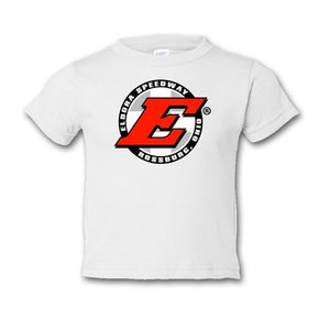 Eldora Toddler Tee-White
