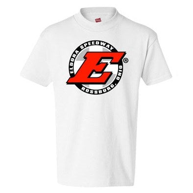 Eldora Youth Tee-White (2775990239332)