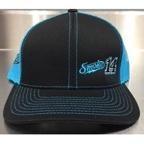 Smoke Blue Hat