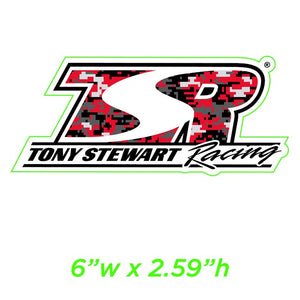 Digital TSR Decal