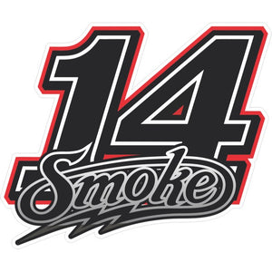 Smoke #14 Decal