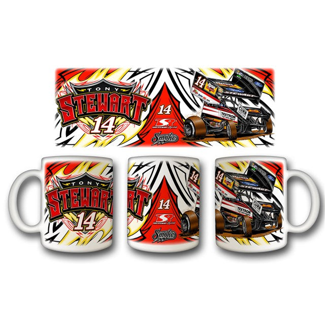 Wake Up To Speed Mug