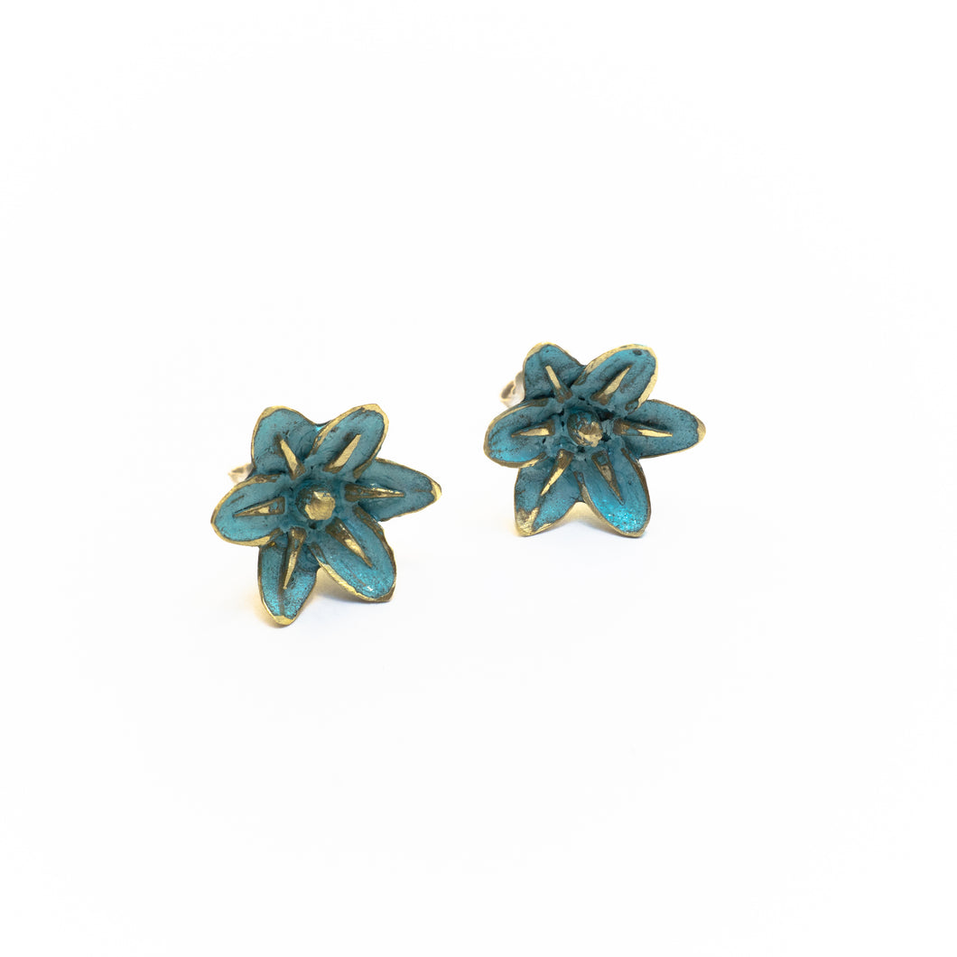 Allium Cepa Earrings