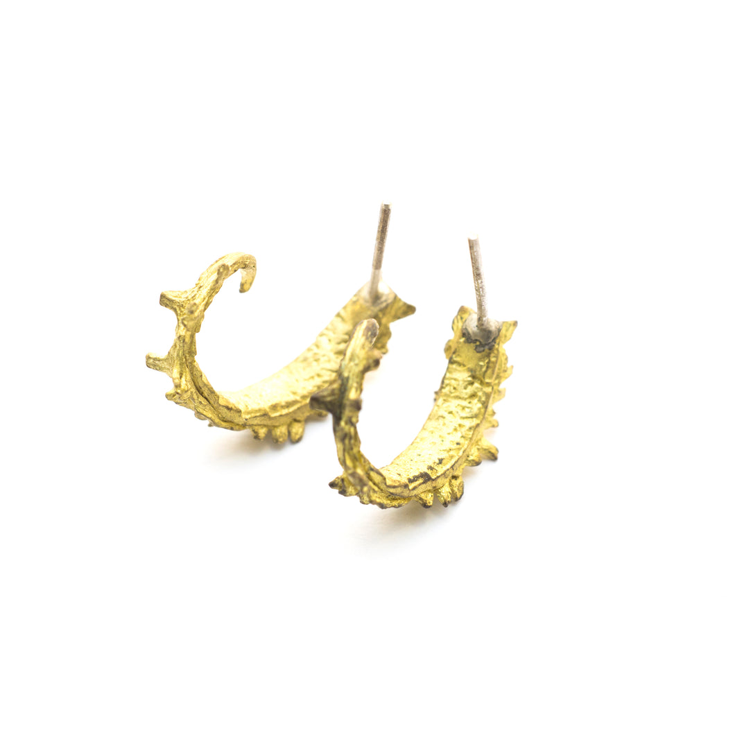 Jacaranda Earrings