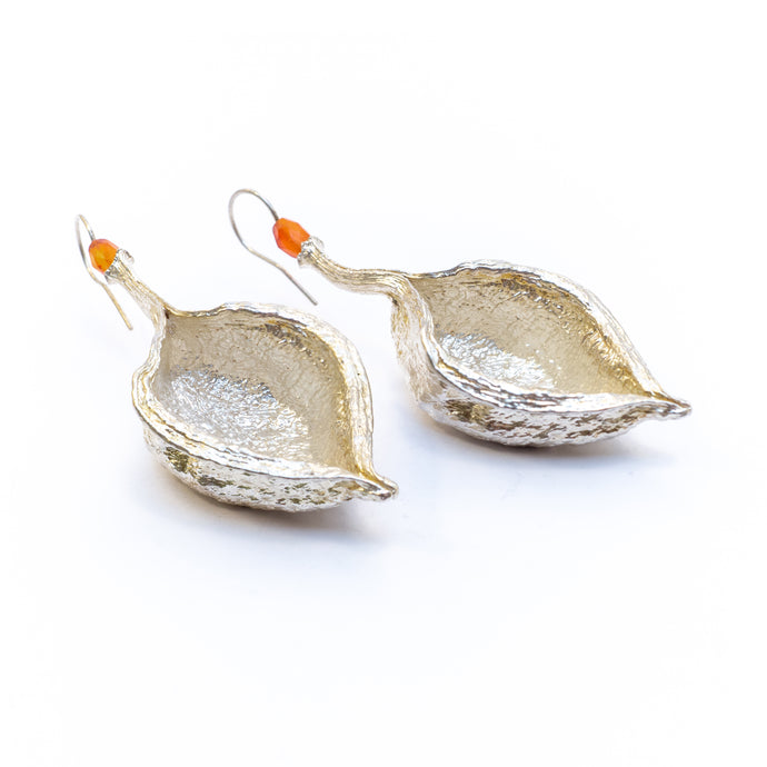 Brachychiton Populneus Earrings