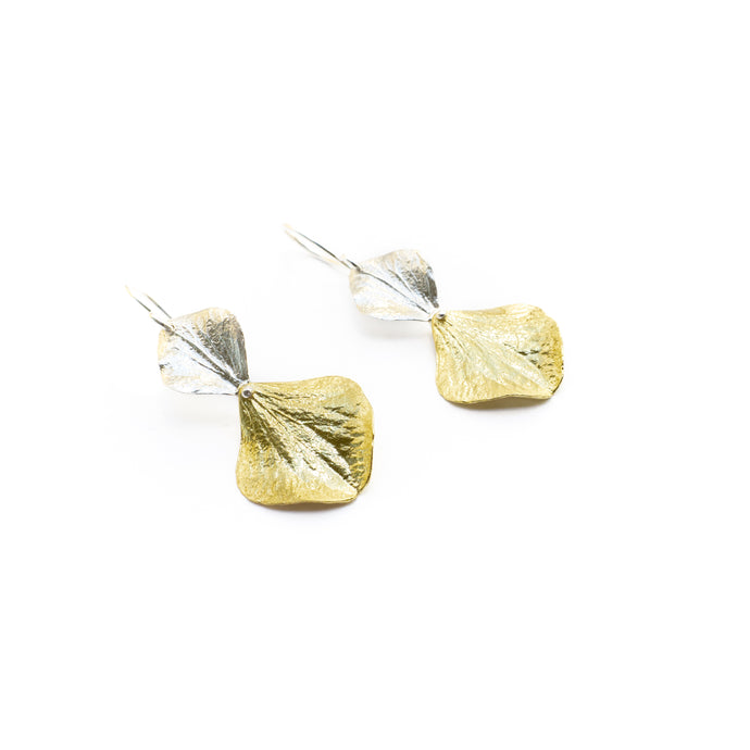 Anemone Petals Earrings