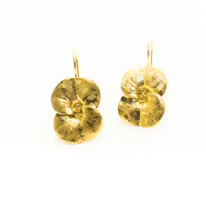 Euphorbia Leaves Earrings