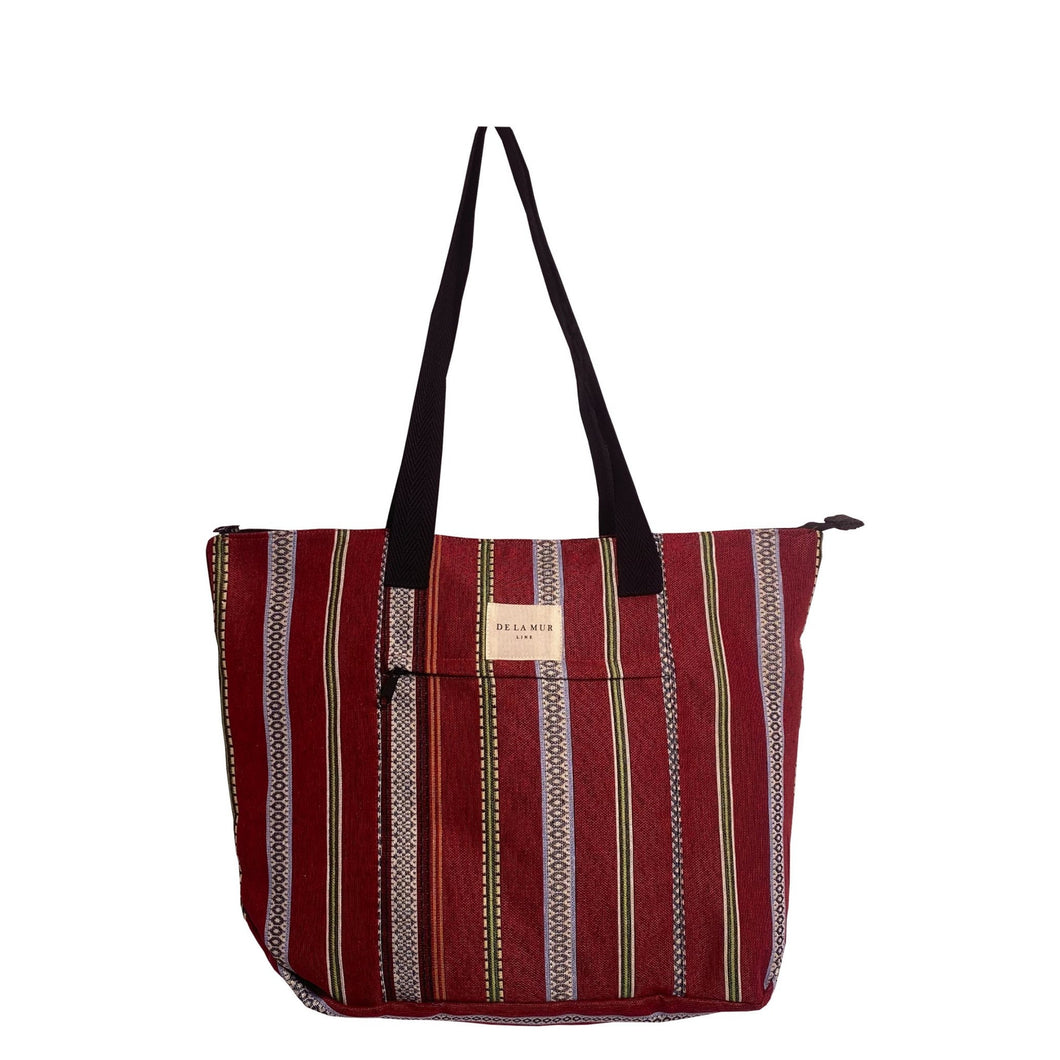 Bolso Shopper de Tela DeLaMurLine Nia