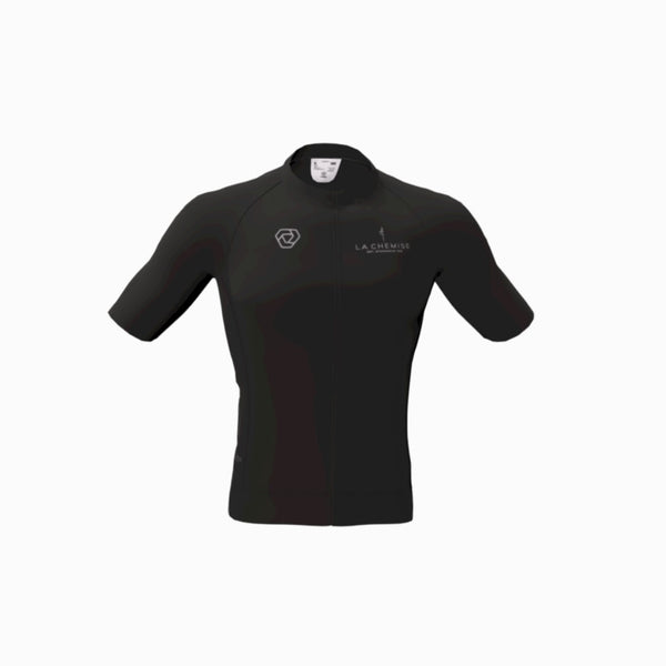 Strike FITTED Jersey - Black [MEN]
