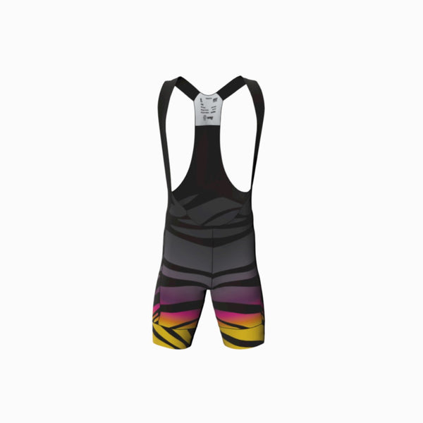 Strike+ Bibs PRO LENGTH - Zebra [MEN]