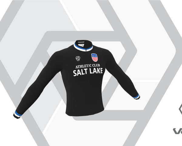 Athletic Club Salt Lake [HERR] CORE Zima LS Jersey FITTED [Autumn]