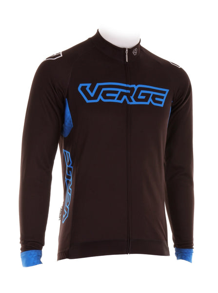 Team Velociped [DAM] CORE Zima LS Jersey FITTED