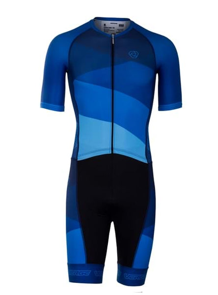 Hudik Tri [DAM] Carrera Strike SS Speedsuit (With Pockets)