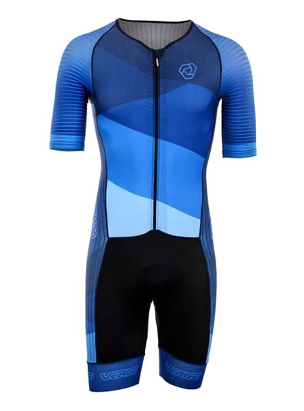 TWINPEAKS [HERR] - Triathlon Suit SS