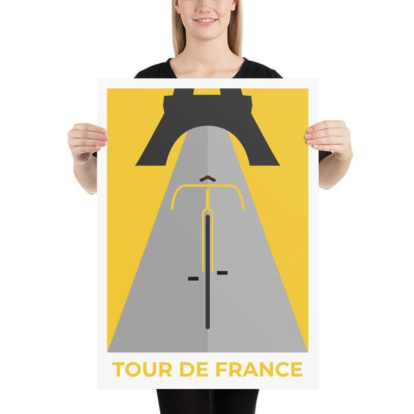 POSTERS - Tour De France Unframed 50 x 70